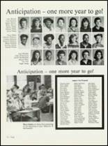 1984 High Point Central High School Yearbook Page 98 & 99