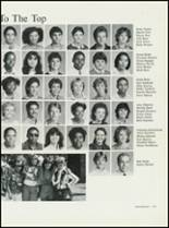 1984 High Point Central High School Yearbook Page 106 & 107