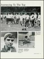 1984 High Point Central High School Yearbook Page 108 & 109