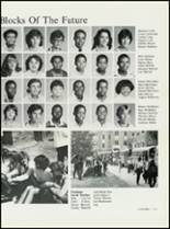1984 High Point Central High School Yearbook Page 116 & 117