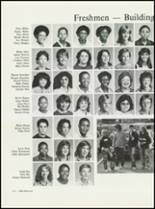 1984 High Point Central High School Yearbook Page 118 & 119