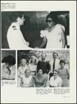 1984 High Point Central High School Yearbook Page 126 & 127