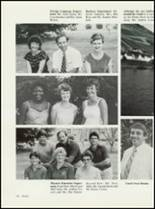 1984 High Point Central High School Yearbook Page 130 & 131