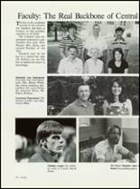 1984 High Point Central High School Yearbook Page 132 & 133