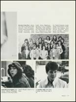 1984 High Point Central High School Yearbook Page 136 & 137