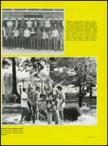 1984 High Point Central High School Yearbook Page 138 & 139