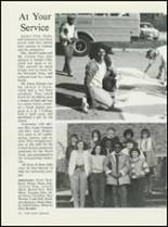 1984 High Point Central High School Yearbook Page 140 & 141