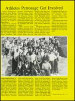 1984 High Point Central High School Yearbook Page 142 & 143