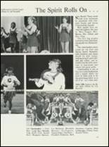 1984 High Point Central High School Yearbook Page 168 & 169