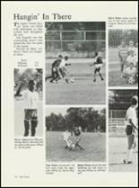 1984 High Point Central High School Yearbook Page 176 & 177