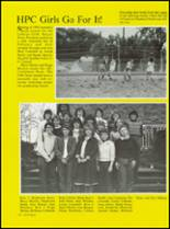 1984 High Point Central High School Yearbook Page 178 & 179