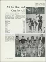 1984 High Point Central High School Yearbook Page 182 & 183