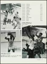 1984 High Point Central High School Yearbook Page 184 & 185