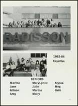1984 High Point Central High School Yearbook Page 228 & 229