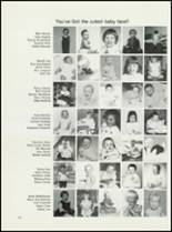 1984 High Point Central High School Yearbook Page 234 & 235