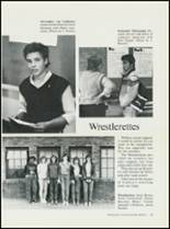 1984 High Point Central High School Yearbook Page 246 & 247