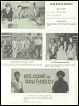 1973 Reading High School Yearbook Page 44 & 45