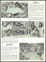 1973 Reading High School Yearbook Page 122 & 123