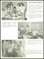 1973 Reading High School Yearbook Page 124 & 125