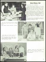 1973 Reading High School Yearbook Page 126 & 127
