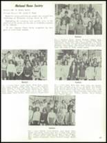 1973 Reading High School Yearbook Page 128 & 129