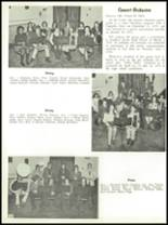 1973 Reading High School Yearbook Page 152 & 153