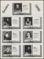 1996 St. Jo High School Yearbook Page 16 & 17