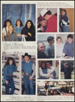 1996 St. Jo High School Yearbook Page 18 & 19