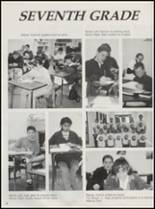 1996 St. Jo High School Yearbook Page 42 & 43
