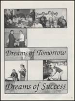 1996 St. Jo High School Yearbook Page 48 & 49