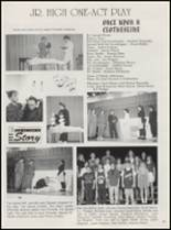 1996 St. Jo High School Yearbook Page 56 & 57