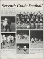 1996 St. Jo High School Yearbook Page 96 & 97