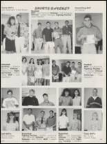 1996 St. Jo High School Yearbook Page 104 & 105