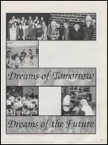 1996 St. Jo High School Yearbook Page 106 & 107