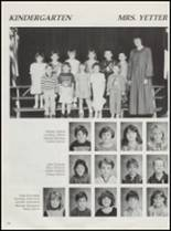 1996 St. Jo High School Yearbook Page 130 & 131
