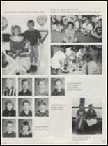 1996 St. Jo High School Yearbook Page 136 & 137