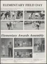 1996 St. Jo High School Yearbook Page 140 & 141