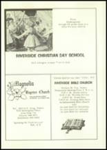 1964 Riverside Christian School Yearbook Page 28 & 29