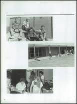 1984 Morro Bay High School Yearbook Page 34 & 35