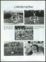 1984 Morro Bay High School Yearbook Page 54 & 55