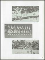 1984 Morro Bay High School Yearbook Page 74 & 75