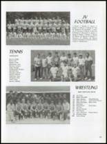 1984 Morro Bay High School Yearbook Page 100 & 101