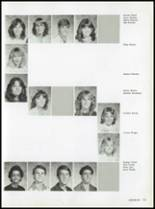1984 Morro Bay High School Yearbook Page 140 & 141