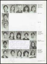 1984 Morro Bay High School Yearbook Page 152 & 153