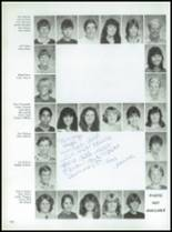 1984 Morro Bay High School Yearbook Page 166 & 167