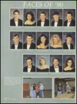 1990 Baird High School Yearbook Page 14 & 15