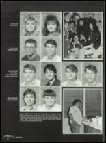 1990 Baird High School Yearbook Page 24 & 25