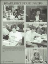 1990 Baird High School Yearbook Page 46 & 47