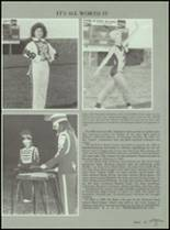 1990 Baird High School Yearbook Page 54 & 55