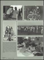 1990 Baird High School Yearbook Page 56 & 57